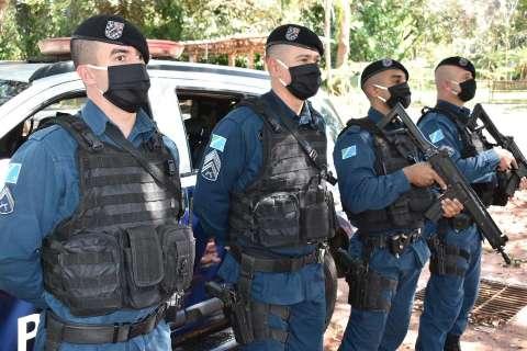 Policiais poderão comprar arma utilizada durante carreira militar