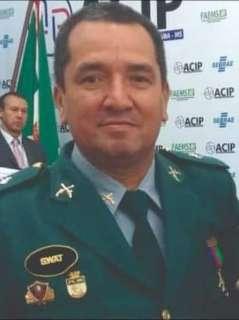 Tenente da Polícia Militar morre por complicações da covid-19