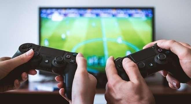 Tem mais videogame do que nunca no período de isolamento social