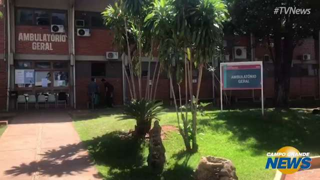 Ambulatório geral do HU permanecerá interditado após princípio de incêndio